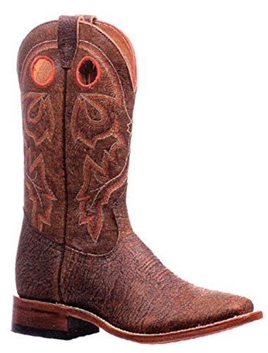 stivali-americane-punta-quadrata-large-bo-normale-5184-e-piede-da-uomo-in-pelle-colore-marrone-marro