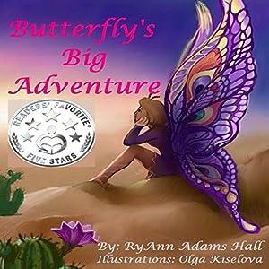 Butterfly's Big Adventure Audiobook