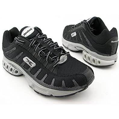 c1e34589c6a283 TrebodrMak207  REEBOK Vector Molten Fire New Running Shoes Black ...