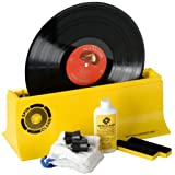 SPIN-CLEAN - STARTER KIT RECORD WASHER SYSTEM Mk2, Frustration-Free Packaging