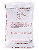 RecTec Grills Ultimate Blend Pellets, 40 lb by RecTec