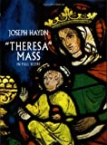img - for Theresa Mass in Full Score (Dover Music Scores) book / textbook / text book