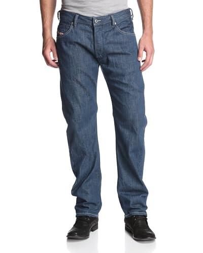Diesel Men's Carrot Fit Bravefort Jeans