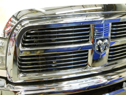 Genuine Dodge RAM Accessories 82212764 Chrome Front Air Deflector