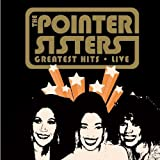 echange, troc Pointer Sisters - Greatest Hits Live