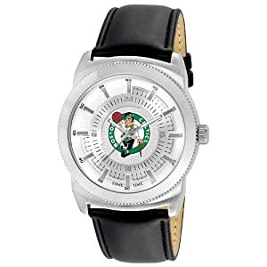 Game Time Mens NBA-VIN-NO Vintage NBA Series New Orleans Hornets 3-Hand Analog Watch by Game Time