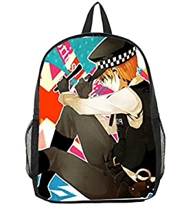 Bromeo® Hetalia Axis Powers Pattern Backpack School Bag