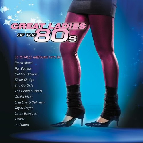 Various - Great Ladies Of The 80