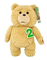 Ted 2 Movie-Size Plush Talking Teddy Bear Explicit Doll, 24