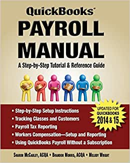QuickBooks Payroll Manual