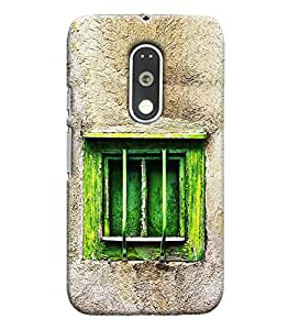 Blue Throat Printed Designer Back Cover For Motorola Moto G4 Plus