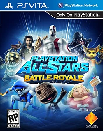 PlayStation All-Stars Battle Royale - PlayStation Vita