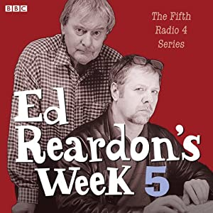 Ed Reardon's Week: The Complete Fifth Series Radio/TV Program