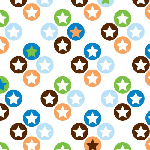 Caden Lane Boutique Collection Single Sheet, Star Dot