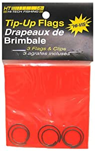 Replacement Tip-Up Flags 3-pack