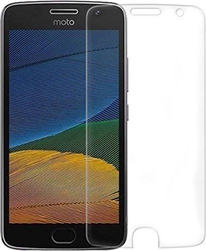 Motorola Moto E4 Plus, Tempered Glass , Premium Real 2.5D 9H Anti-Fingerprints & Oil Stains Coating Hardness Screen Protector Guard For Motorola Moto E4 Plus