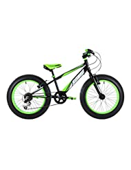 Sonic Kid's Bulk Fat Bike - Vivid Green
