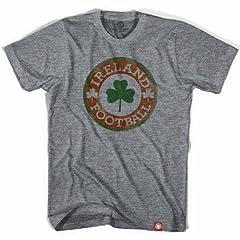 Ireland Football Clover Crest Soccer T-shirt