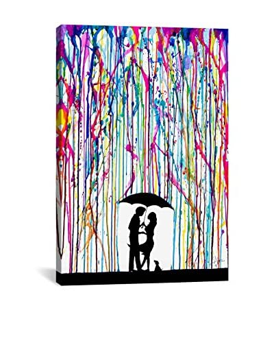 Marc Allante Two Step Gallery Wrapped Canvas Print, Multi, 60 x 40