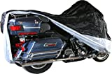 100% Waterproof Extra Large Motorcycle Cover MC-XL