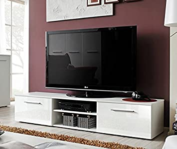 Mueble TV modelo Rolano en color blanco , (varios colores disponibles)