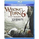 Wrong Turn 6 (d-t-v) [Blu-ray]