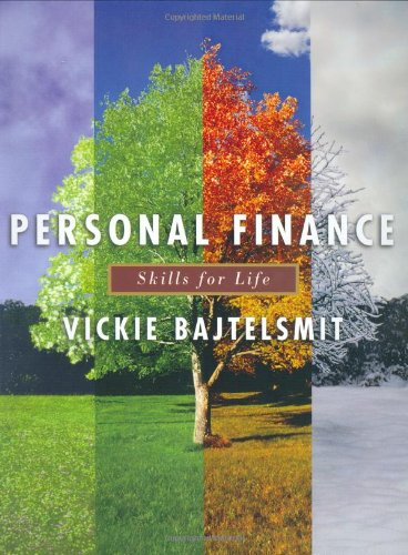 Personal Finance: Skills for Life