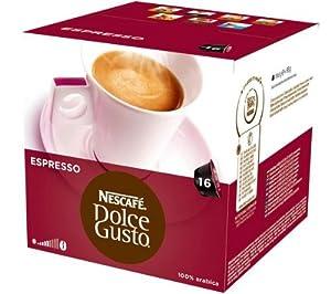 NESCAFE Dolce Gusto Espresso (16 capsules)