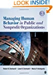 Managing Human Behavior in Public and...