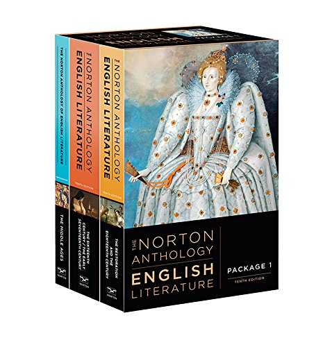 The Norton Anthology of English Literature (Tenth Edition) (Vol. Package 1: Volumes A, B, C) (Tapa Blanda)
