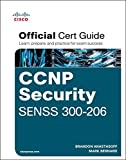 img - for CCNP Security SENSS 300-206 Official Cert Guide (Certification Guide) book / textbook / text book