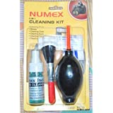 Numex Professional Lens Cleaning Kit For DSLR Cameras
