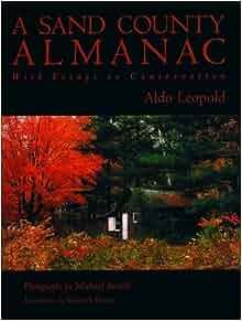 Almanac county essay outdoor reflection sand