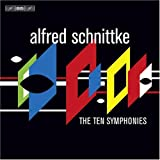 シュニトケ:交響曲全集 (Schnittke : The 10 Symphonies / Various Artists) (6CD)