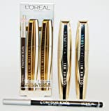 L'OREAL VOLUME MILLION LASHES MASCARA DUO PLUS FREE EYELINER - BLACK