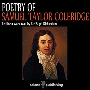 Poetry of Coleridge Audiobook
