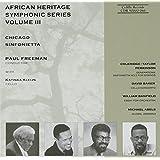 African Heritage Symphonic Series, Volume 3