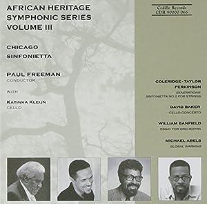 V 3: African Heritage Symphoni
