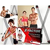 You don't need a membership to get a great gym workout. Grab hold of the IRIS fitness® X-Factor door gym and tone your muscles at home!The IRIS fitness X-Factor Door Gym is a total-body training system that's engineered to attach to any standard door...