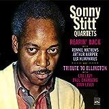 Sonny Stitt Quartet. Rearin Back / Tribute to Ellington