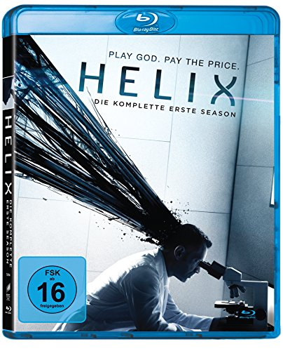 Helix - Season 1 [Blu-ray]
