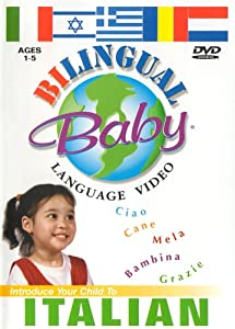 Bilingual Baby: Teach Baby Italian [Import]
