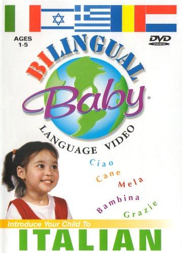 Bilingual Baby: Teach Baby Italian (Italian Baby Dvd compare prices)