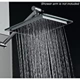 AKDY AZ-6021 Bathroom Chrome Shower Head, 8