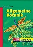 Image de Allgemeine Botanik (utb basics, Band 2487)