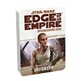 Enforcer Hired Gun Star Wars Edge of the Empire Specialization Deck