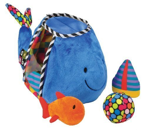 Kids Preferred Amazing Baby Toy, Whale of a Goodtime Playset (Discontinued by Manufacturer)