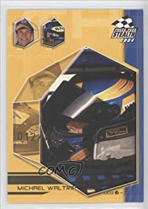 Michael Waltrip #12 100 (Trading Card) 2004 Press Pass Stealth [???] #EB36 by Press Pass Stealth