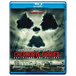 Chernobyl Diaries (Movie Only+UltraViolet Digital Copy) [Blu-ray]