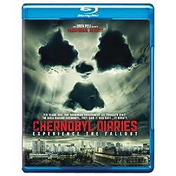 Chernobyl Diaries (Movie Only+UltraViolet Digital Copy) [Blu-ray]